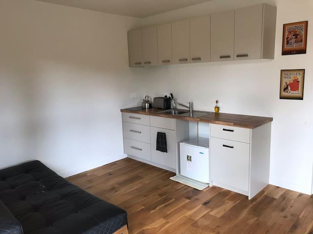 Zion Ridge Guest suite (Karekare)