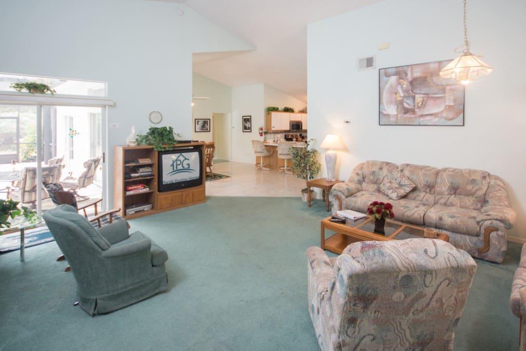 Living Room Area - 2