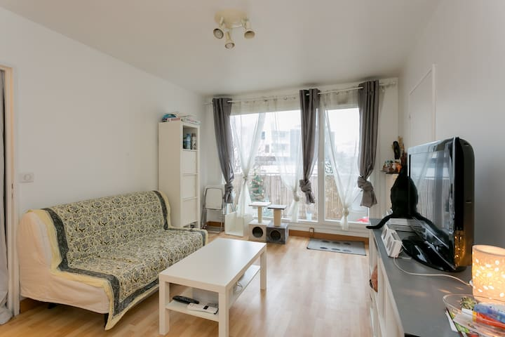 Cosy B&B at the border of Paris - Gentilly - Apartment
