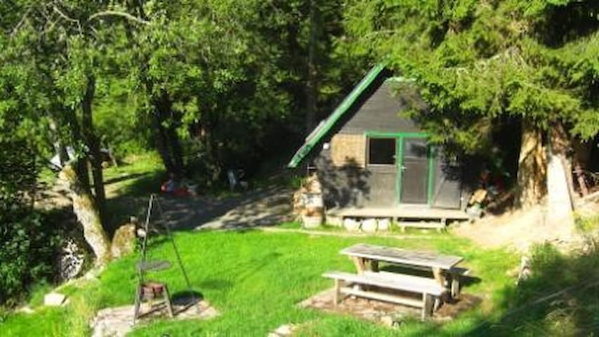 Bachhütte Wieden