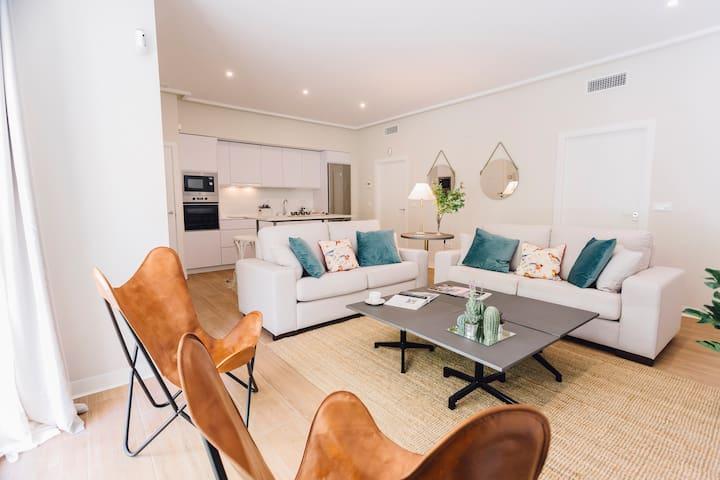 Apartaments Palmera/ Parque Maria Luisa 1