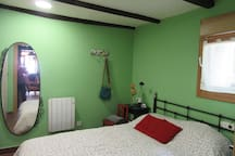 y la habitación