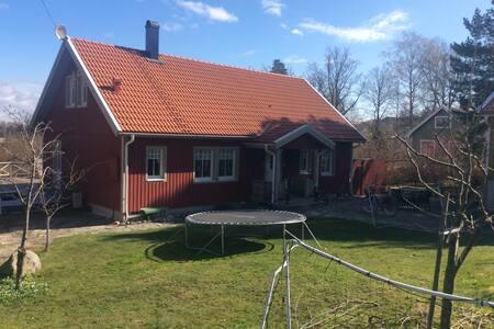 Hus - Örebro SO