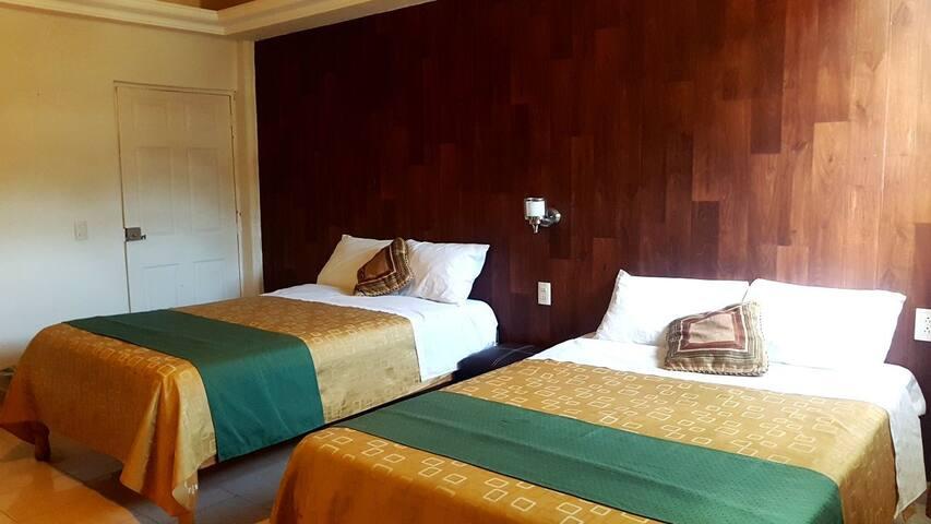 Habitación Doble Hotel V Santa Teresa