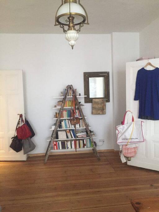 Wohnzimmer Blick 2