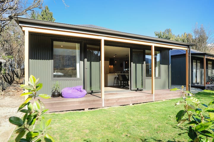 Modern Home in Gibbston Valley