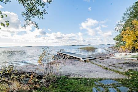 Villa Skitunäs by sea near Kotka - Pyhtää