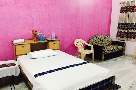 A well furnished and comfy room in the city center - Hyderabad