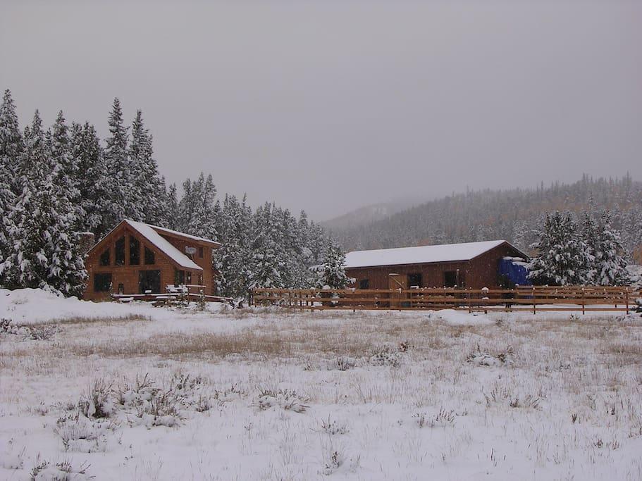 2bd 2ba log cabin 20 minutes from breckenridge cabins for Breckenridge colorado cabins