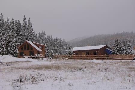 Private Cabin Close To Breckenridge - Fairplay