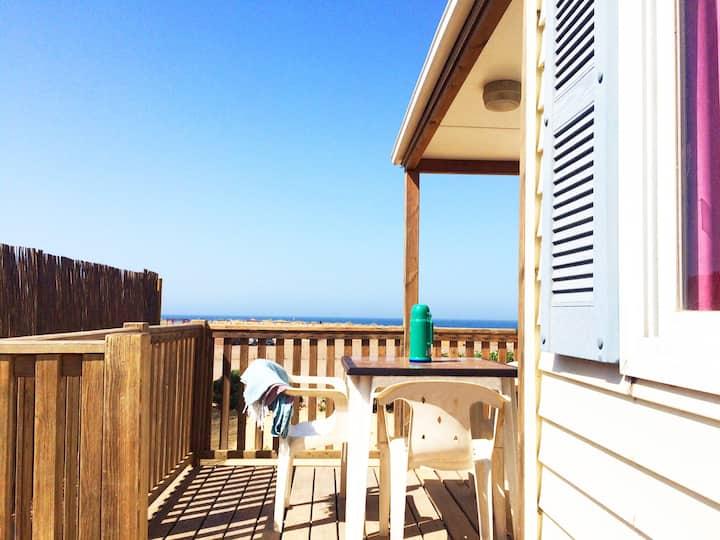 Bungalow a 120 metros mejor zona playa El Palmar
