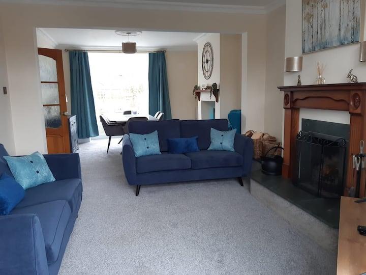 A family friendly Northumberland Coastal home.