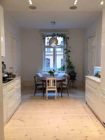 Amazing apartment in SoFo.