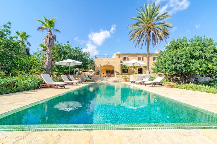 Can Massot - amazing estate with pool in Felanitx - Felanitx - House