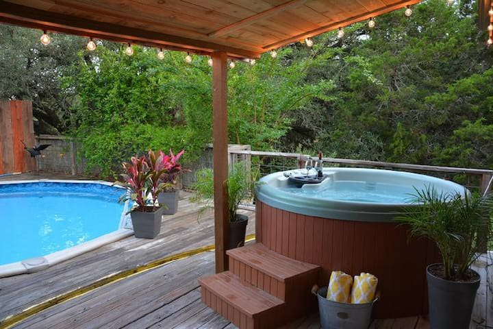 Social Distance in Style - Private Pool / Hot Tub