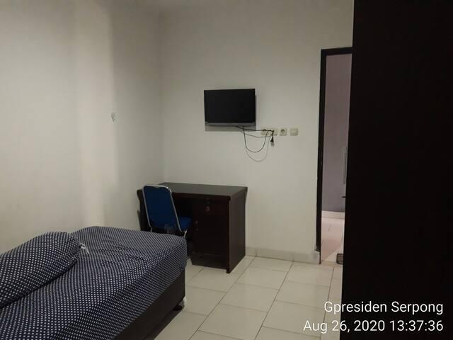 bedroom TV,