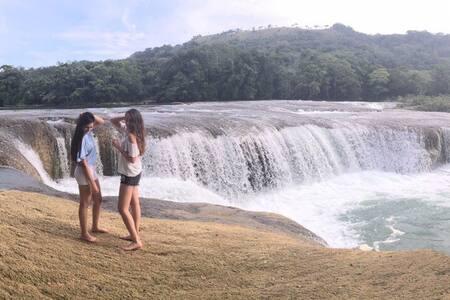Hacienda Las Cataratas - Bungalow Guayacán - Palenque - Bungalow