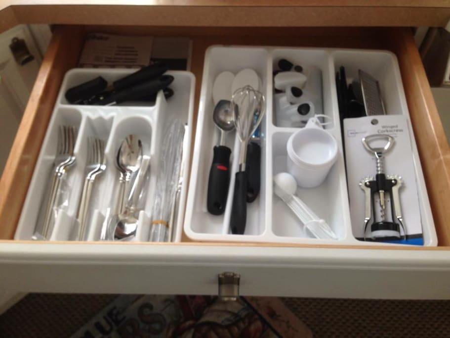 Silverware & Gadgets
