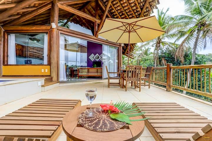 Itacaré Paradise - Minutos a pé da famosa Prainha