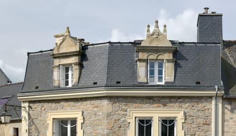 Appartement für  4 Nichtraucher Gäste am Dorfplatz