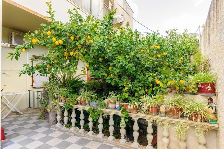 Casa Singola con Giardino e WIFI - Casa Santa - Casa