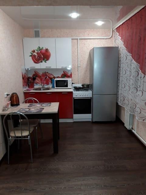 Уютная квартира для  командировки и гостей города