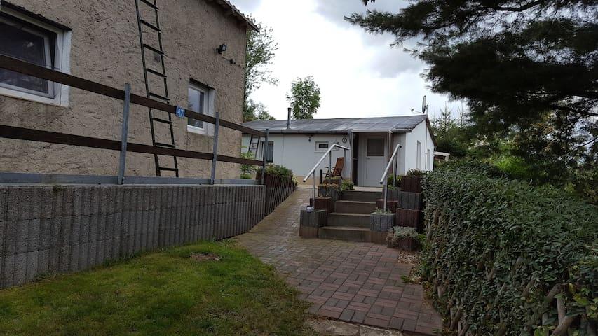"""Altes Haus"" FEWOim Südharz, Sangerhausen OT Rotha - Sangerhausen - Bungalow"
