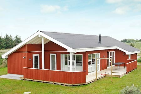 Splendid Holiday Home in Hirtshals with Private Whirlpool