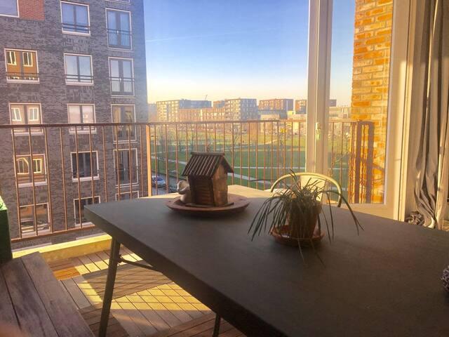 Amsterdam IJburg apartment - Amsterdam - Apartment