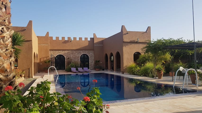 Riad privatif de luxe