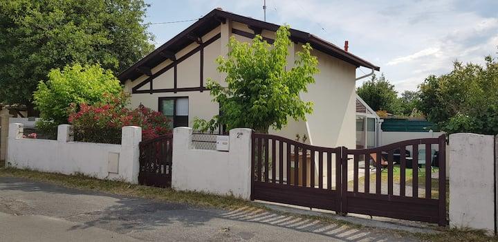 Maison typique pour découvrir le Bassin d'Arcachon
