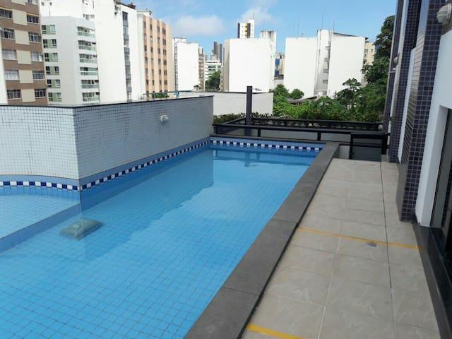 Praticidade e excelente localização - Salvador - Apartemen
