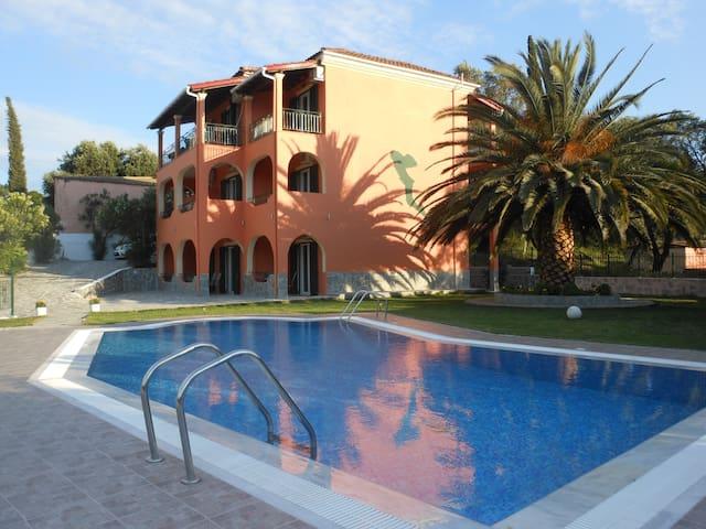 Ziogas Luxury Apt's No2 - Corfu - Leilighet