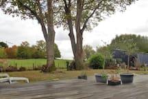Maison à la campagne, proche Brière et St-Nazaire