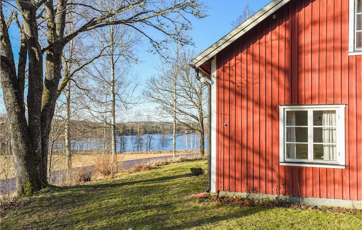 Nice home in Fengersfors with WiFi and 1 Bedrooms