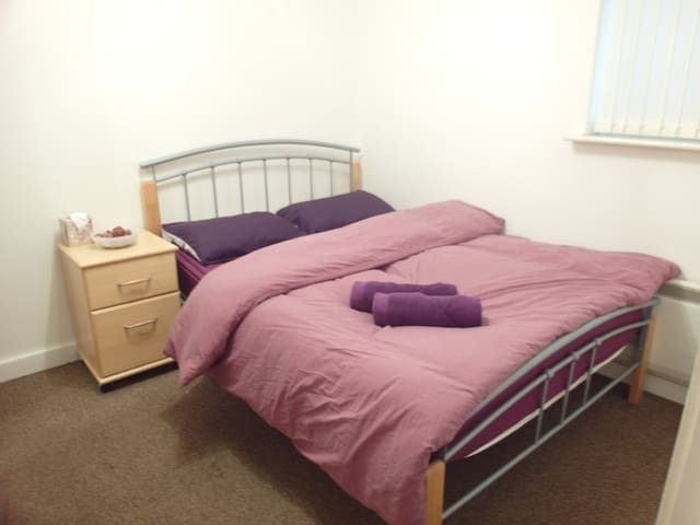 Private Bedroom in the Heart of MMU