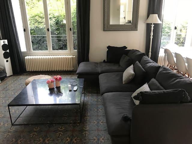 🌟🌟🌟Confort-Maison Meulière 100% Unique 🌟🌟