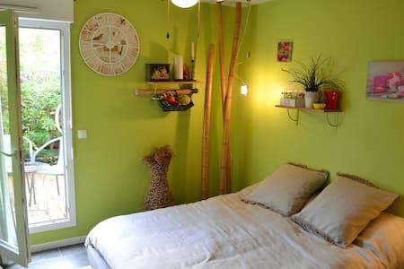 Chambre avec jardin privatif - Pau