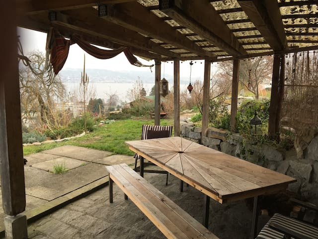 Apartment with great lakeview near Zurich - Au ZH