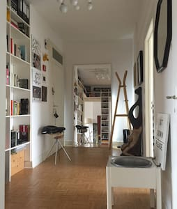 Charming Atelier-Appartment Room In Düsseldorf - Düsseldorf