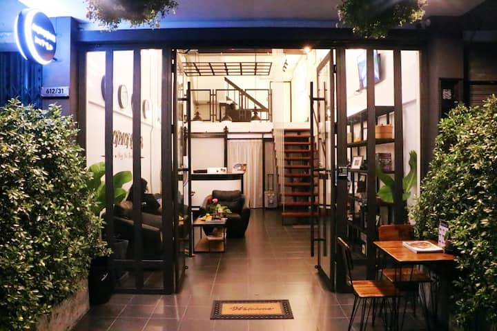 Backpack Hostel in Chiang Rai with Great Location!