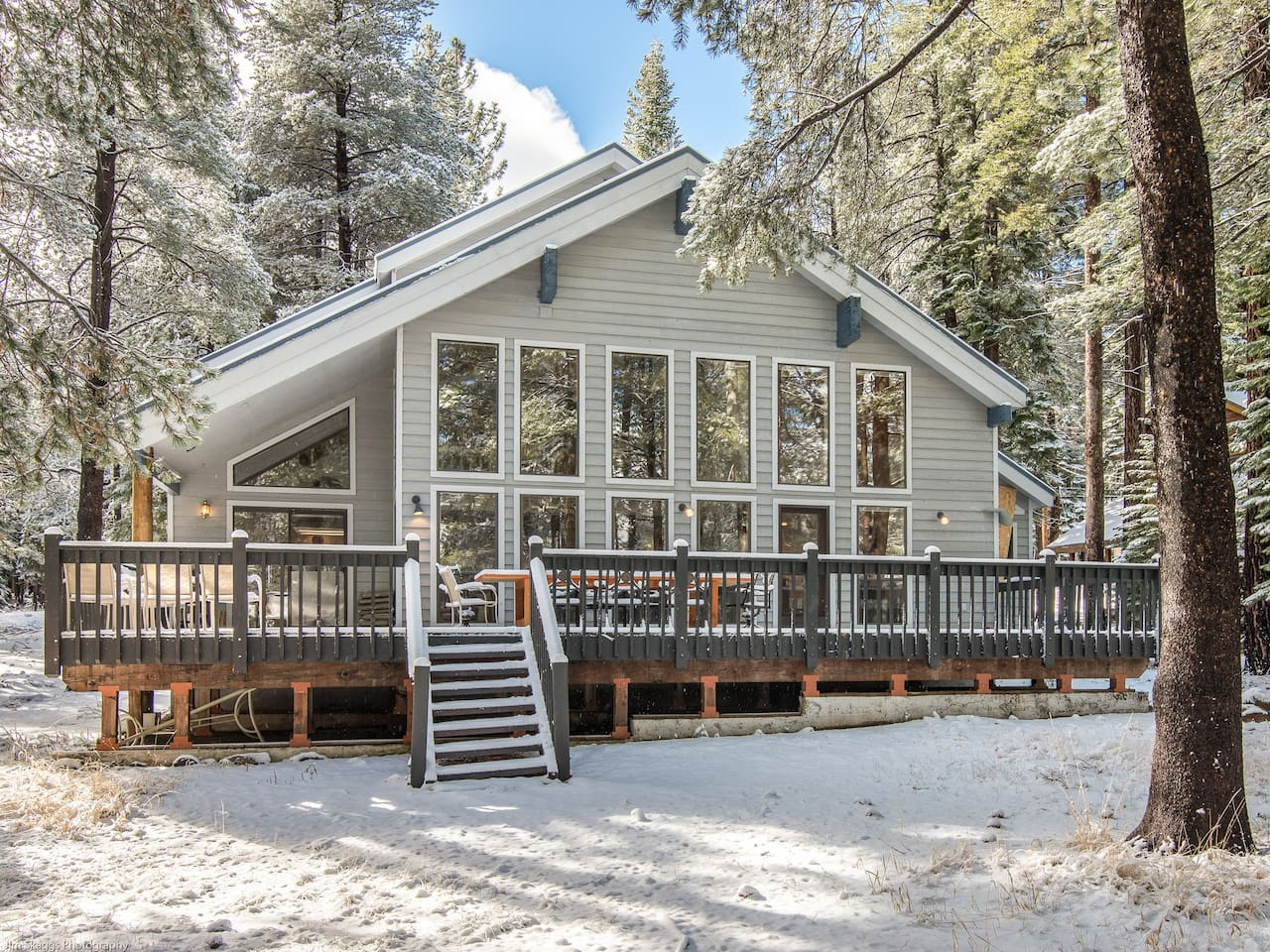 Welcome to North Lake Tahoe! Your rental is professionally managed by TurnKey Vacation Rentals.