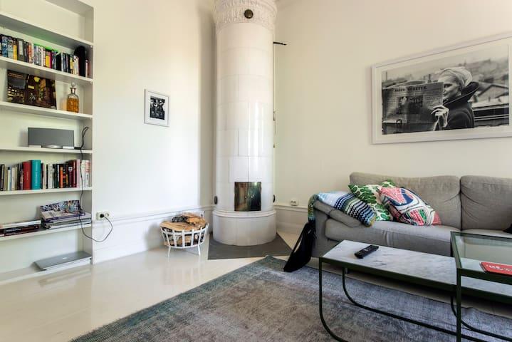 Modern apartment on best location - Stockholm