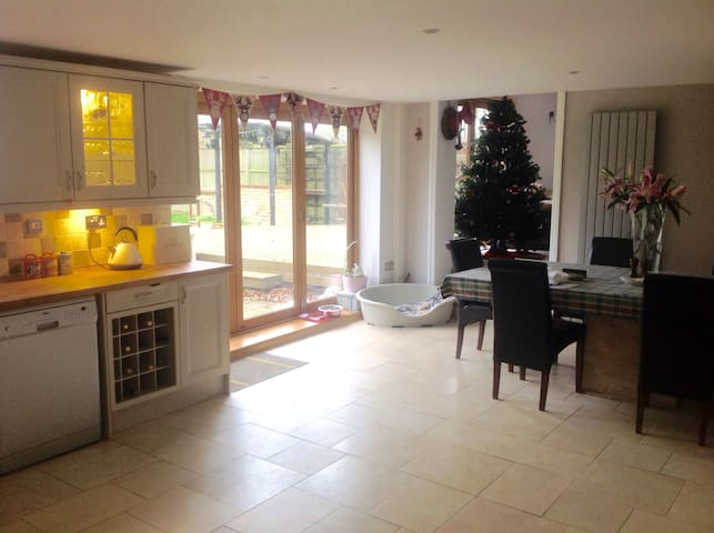 Barn conversion (double bed) - Bury St Edmunds - Other