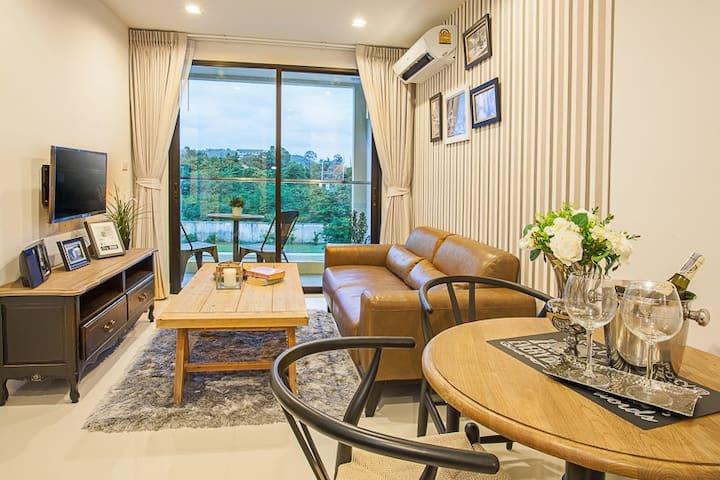Beach Holiday Condo 0209 1B - Tambon Bang Sa-re - Кондоминиум