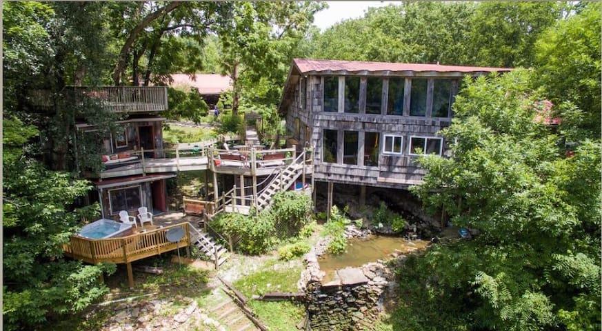 Stunning Treehouse Mansion