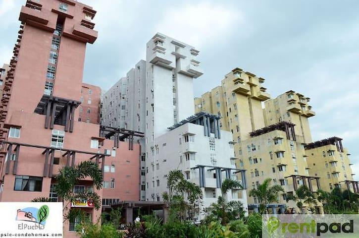 El Pueblo Manila - Sta. Mesa - Manila - Kondominium