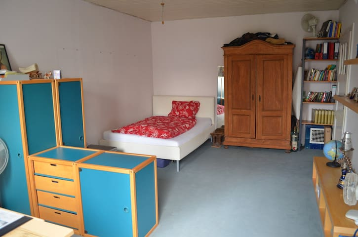 Big room close to airport and city! - Langen (Hessen) - Rumah