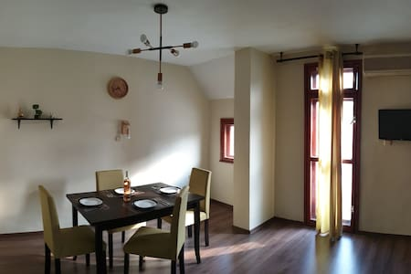 Comfy home in the heart of Burgas