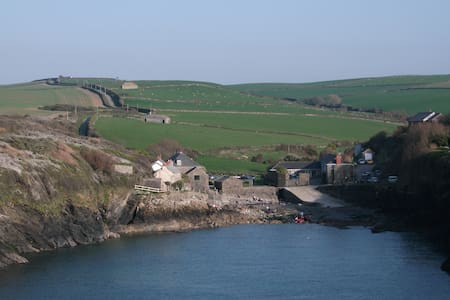 Port Quin Holidays, 1A Fish Cellars - Port Quin - Daire